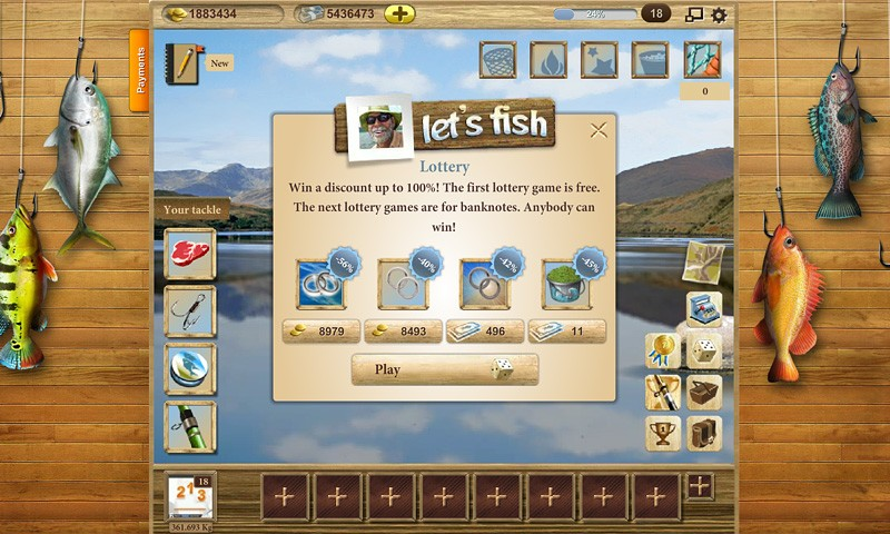 Let´s Fish